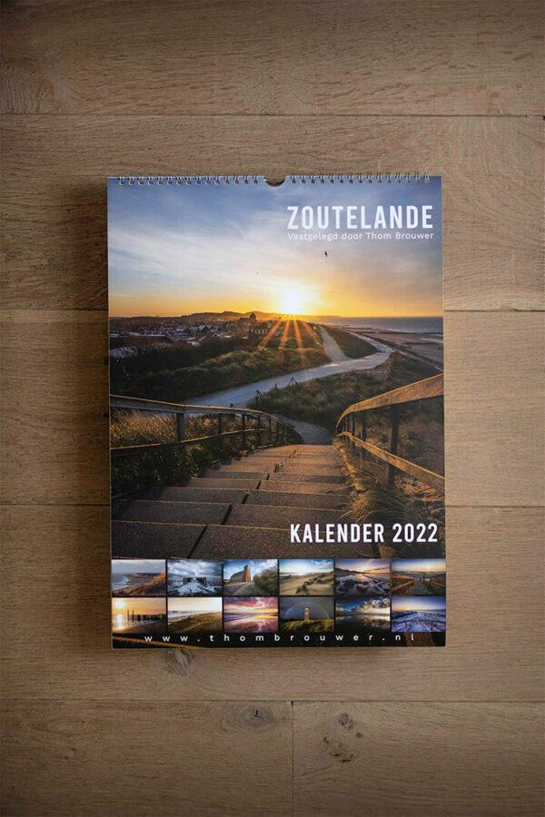 De Zeeuwse kust verjaardagskalender en zoutelande kalender 2022